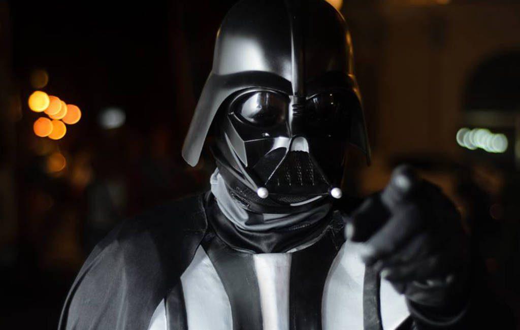 Intervista Darth Vader