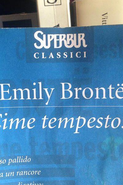 Cime Tempestose – Emily Brontë – Recensione