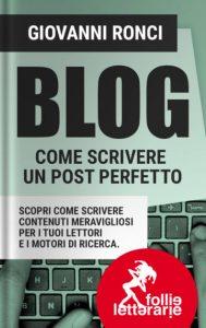 Blog: Come scrivere un post perfetto - Cover small