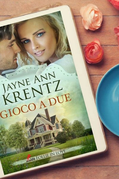 Jayne Ann Krentz: una nuova uscita di Follie Letterarie