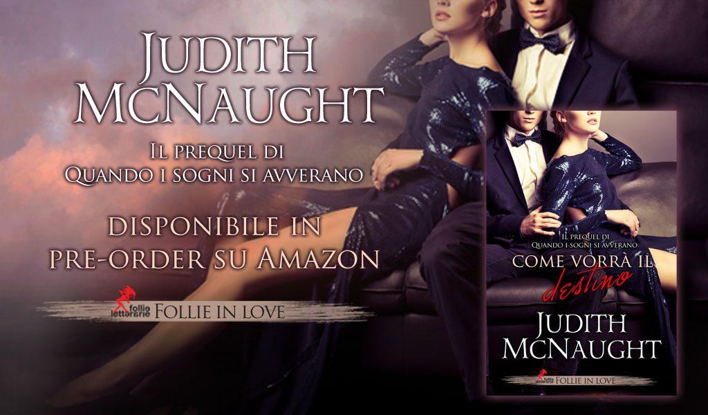 Come vorrà il destino -Judith McNaught