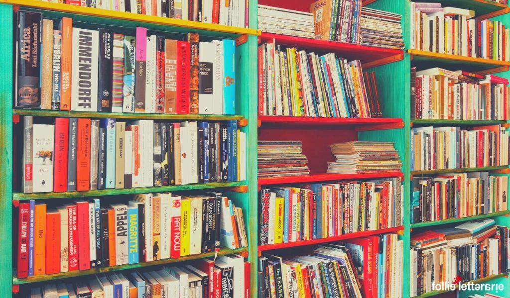 Come ti riordino la libreria