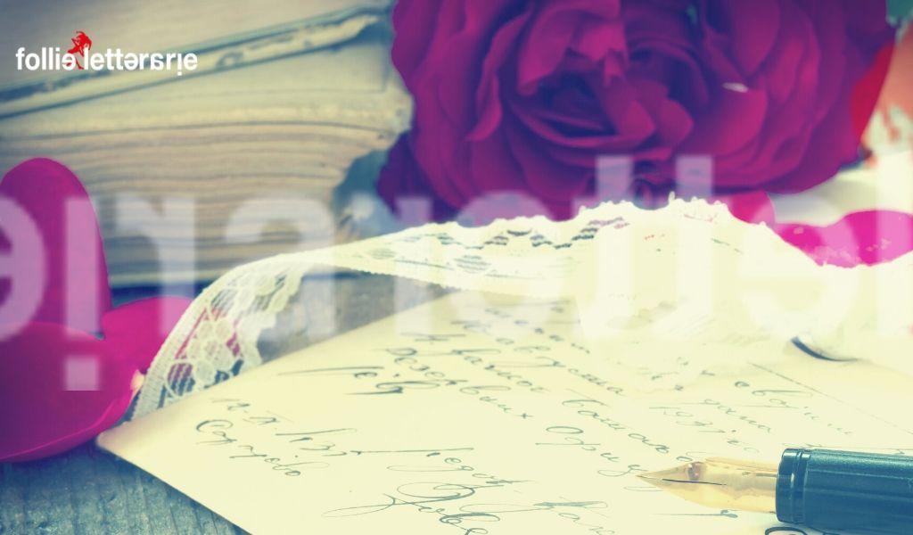 Cara, vecchia scrittura
