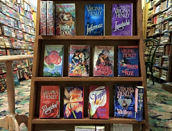 Follie Letterarie intervista Virginia Henley