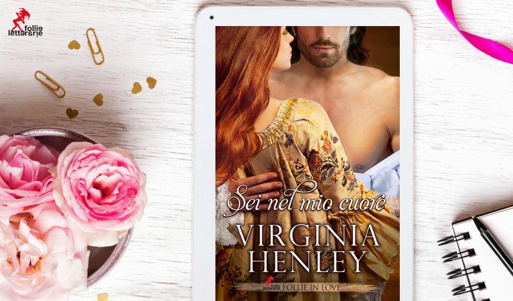 Virginia Henley: intervista all'autrice