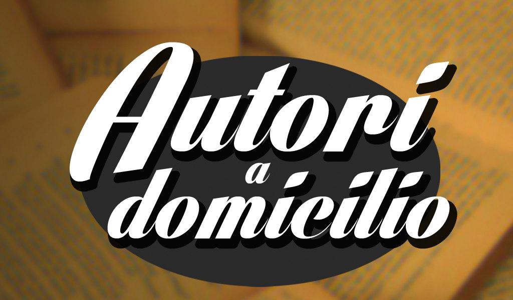 Francesco Tonti presenta Autori a Domicilio