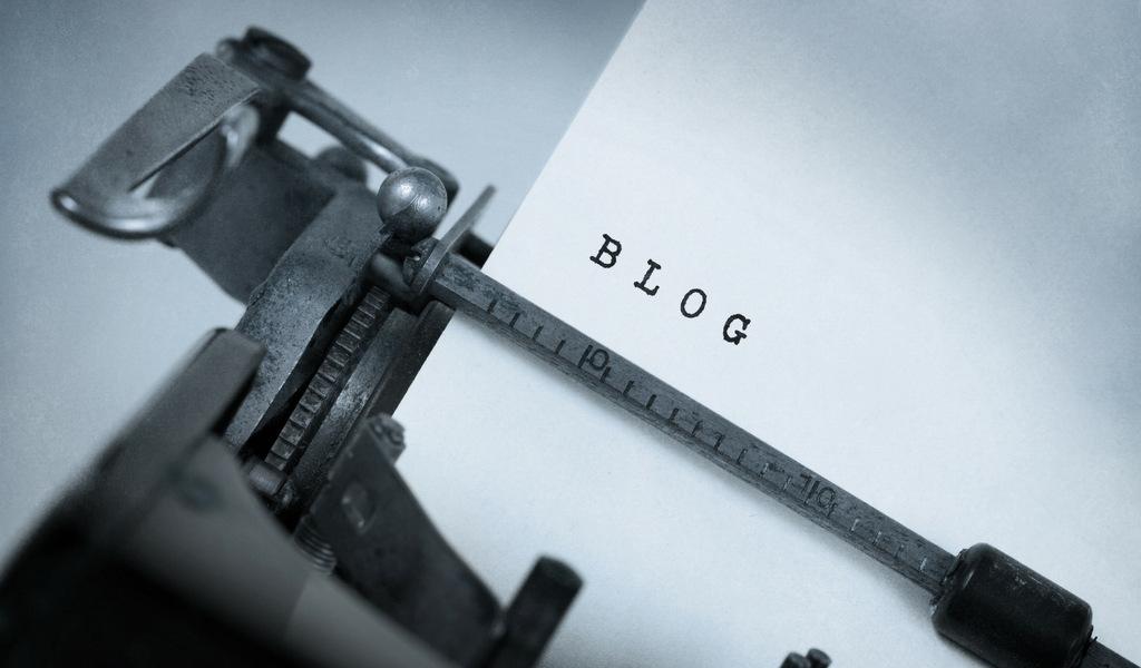 Blog: 5 motivi per cui uno scrittore dovrebbe averne uno