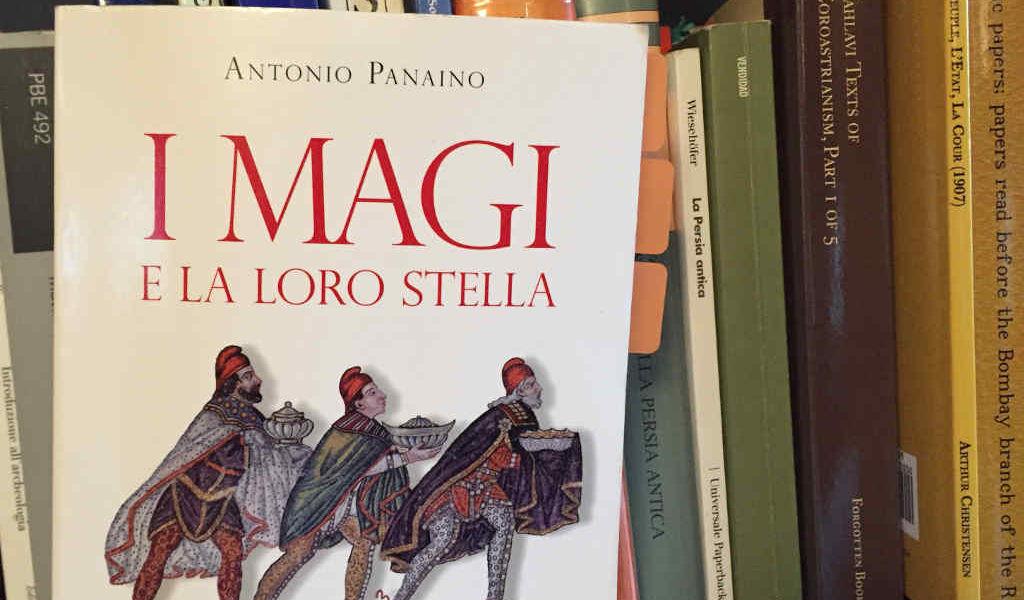 I Magi e la loro stella – Antonio Panaino – Recensione