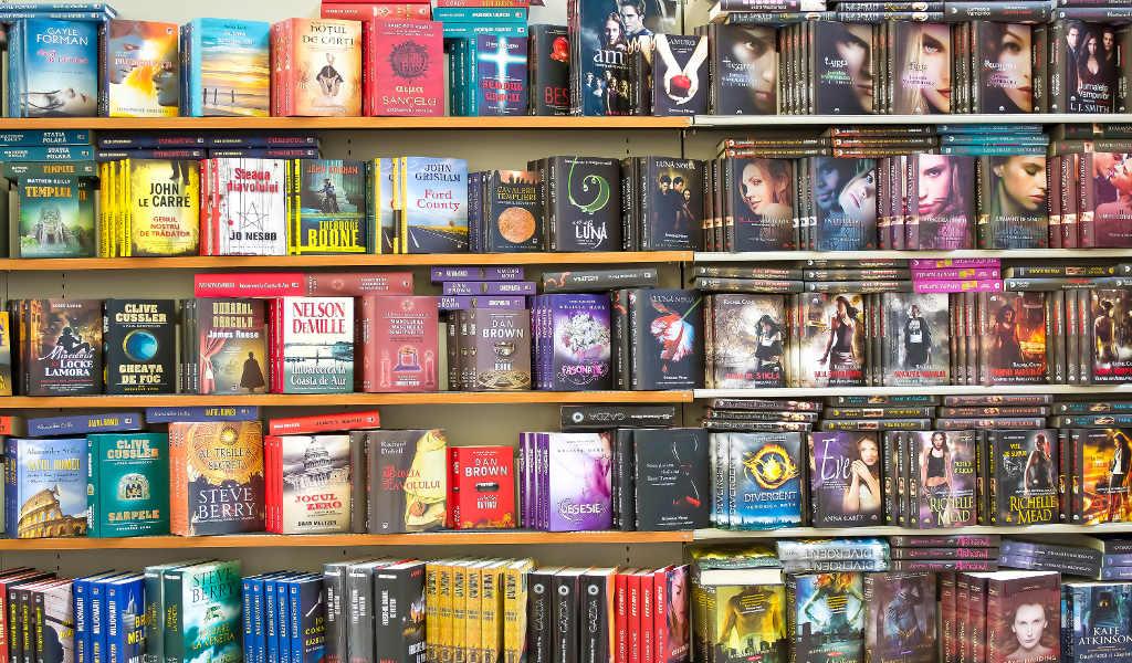 Mercato dei libri: il trend del 2018