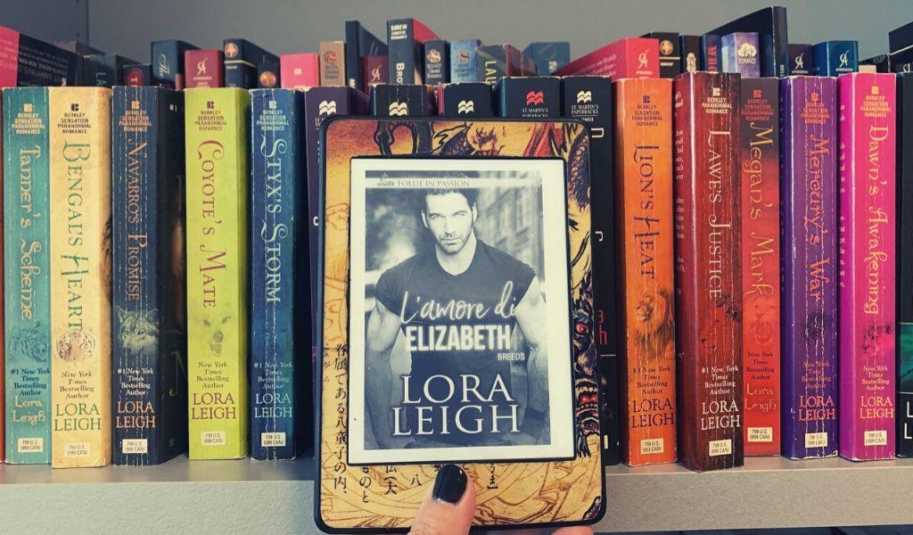 L'amore di Elizabeth – Lora Leigh- Recensione